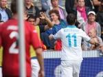 «Зенит» выиграл у «Нордшелланда» в квалификации Лиги чемпионов, Кержаков забил впервые за почти 9 месяцев
