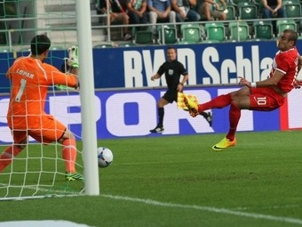«Спартак» проиграл швейцарскому «Санкт-Галлену» и выбыл из Лиги Европы
