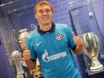 Футболиста «Зенита» арестовали за хулиганство