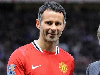 Футболисту «Манчестер Юнайтед» Райану Гиггзу исполнилось 40 лет