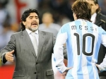Марадонна считает, что Месси не заслужил «золотого мяча»
