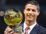 Криштиану Роналду стал трехкратным владельцем «Золотого мяча»