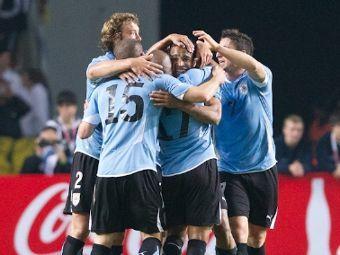 Сборная Уругвая вышла в четверть финала Кубка Америки