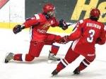 Клуб ВХЛ переиграл команду из КХЛ в Екатеринбурге