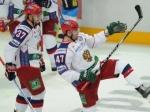 «Красная Армия» обыграла американскую команду EJHL