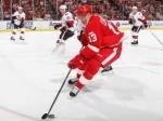 """Гол Дацюка помог """"Детройту"""" одержать победу в матче НХЛ"""