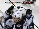 В матче НХЛ забросили 17 шайб