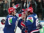 СКА возглавил таблицу чемпионата КХЛ