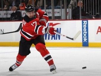 Ковальчук набрал три очка в матче НХЛ
