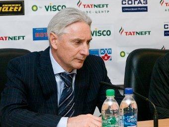 Билялетдинов стал главным тренером