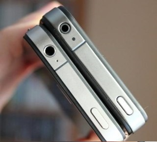 оригинальный и поддельный iPhone